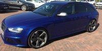 USED 2013 62 AUDI RS4 AVANT 4.2 RS4 AVANT FSI QUATTRO 5d AUTO 444 BHP