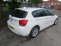 USED 2014 14 BMW 1 SERIES 1.6 116D EFFICIENTDYNAMICS 5d 114 BHP