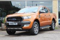 2016 FORD RANGER 3.2 WILDTRAK 4X4 DCB TDCI 1d AUTO 197 BHP £21500.00