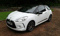 USED 2015 15 DS DS 3 1.2 PURETECH DSTYLE NAV S/S 3d 109 BHP **ZERO DEPOSIT FINANCE AVAILABLE** PART EXCHANGE WELCOME