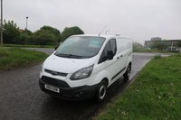 2014 FORD TRANSIT CUSTOM 2.2 290 1 Previous Owner,Service History,Parking Sensors £8450.00