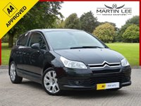 USED 2005 55 CITROEN C4 1.6 VTR PLUS HDI 3d 110 BHP CLASSIC 3 DOOR HOT HATCH DIESEL
