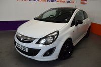 USED 2014 VAUXHALL CORSA 1.2 LIMITED EDITION 3d 83 BHP