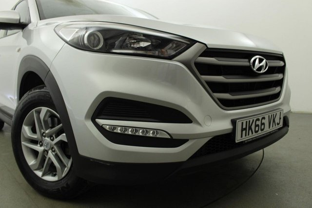 HYUNDAI TUCSON at Georgesons