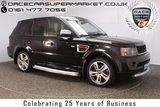 USED 2013 13 LAND ROVER RANGE ROVER SPORT 3.0 SDV6 HSE RED 5DR SAT NAV HEATED LEATHER 255 BHP FULL SERVICE HISTORY + HEATED LEATHER SEATS + SATELLITE NAVIGATION + REVERSE CAMERA + BLUETOOTH + PARKING SENSOR + CRUISE CONTROL + CLIMATE CONTROL + MULTI FUNCTION WHEEL + XENON HEADLIGHTS + PRIVACY GLASS + SIDE STEPS + ELECTRIC/MEMORY SEATS + HARMAN/KARDON PREMIUM SPEAKERS + DUAL VIEW TOUCH SCREEN + HYBRID TV + RADIO/CD/AUX/USB + AUTOMATIC TAILGATE + ELECTRIC WINDOWS + ELECTRIC MIRRORS + 20 INCH ALLOY WHEELS
