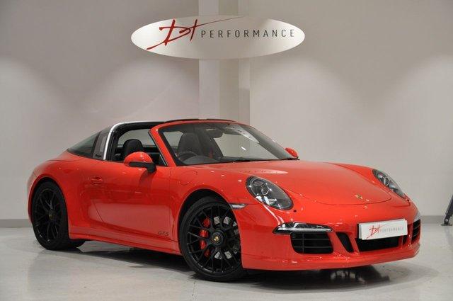2015 15 PORSCHE 911 3.8 991 TARGA 4 GTS PDK 2d AUTO 430 BHP