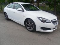USED 2015 65 VAUXHALL INSIGNIA 2.0 LIMITED EDITION CDTI ECOFLEX S/S 5d 138 BHP