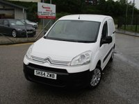 2014 CITROEN BERLINGO