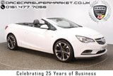USED 2016 16 VAUXHALL CASCADA 2.0 ELITE CDTI S/S 2DR LEATHER SEATS 1 OWNER 170 BHP FULL SERVICE HISTORY + HEATED LEATHER SEATS + PARKING SENSOR + BLUETOOTH + CRUISE CONTROL + CLIMATE CONTROL + MULTI FUNCTION WHEEL + DAB RADIO + XENON HEADLIGHTS + ELECTRIC WINDOWS + RADIO/CD/AUX/USB + ELECTRIC MIRRORS + 20 INCH ALLOY WHEELS