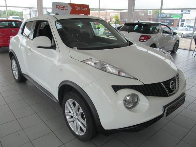 2012 Nissan Juke Acenta Premium DCI