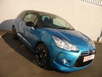 USED 2014 14 CITROEN DS3 1.6 E-HDI DSTYLE PLUS