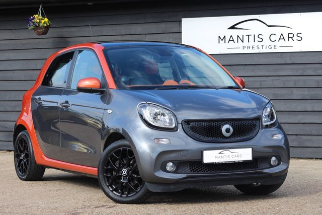 2015 64 SMART FORFOUR 1.0 EDITION1 5d 71 BHP