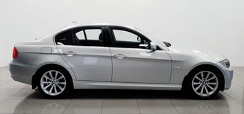 2011 BMW 3 SERIES 2.0 320D EXCLUSIVE EDITION 4d AUTO 181 BHP £7950.00