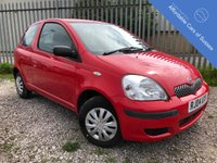 USED 2004 04 TOYOTA YARIS 1.0 T2 VVT-I 3d 64 BHP Long MOT 14/05/2020 No Advisories