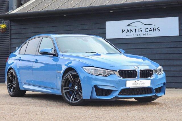 2014 13 BMW M3 3.0 M3 4d AUTO 426 BHP