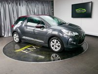 USED 2012 12 CITROEN DS3 1.6 DSTYLE 3d 120 BHP £0 DEPOSIT FINANCE AVAILABLE, AIR CONDITIONING, AUX INPUT, CLIMATE CONTROL, CRUISE CONTROL, DAYTIME RUNNING LIGHTS, STEERING WHEEL CONTROLS, TRIP COMPUTER