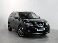 USED 2015 15 NISSAN X-TRAIL 1.6 DCI N-TEC 4 WD [ 7 SEATS ] Finance Available In House