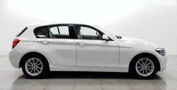 2011 BMW 1 SERIES 1.6 116I SE 5d AUTO 135 BHP £7450.00