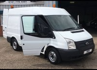 2013 FORD TRANSIT 2.2 SWB MEDIUM ROOF 1 OWNER **AIR CON** *FSH* £6995.00