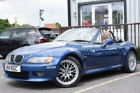 USED 2000 BMW Z3 2.8 Z3 ROADSTER 2d AUTO 190 BHP 7 Service History Stamps With Service & Mot On Purchase.