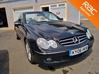 USED 2006 06 MERCEDES-BENZ CLK 1.8 CLK200 KOMPRESSOR AVANTGARDE 2d AUTO 161 BHP Beautiful Looking Car. Bluetooth, Leather Upholstery, Previously sold by us!!