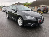 USED 2016 SEAT LEON 1.6 TDI ECOMOTIVE SE TECHNOLOGY 110 BHP (FREE ROAD TAX)