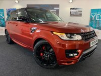 USED 2014 14 LAND ROVER RANGE ROVER SPORT 3.0 SDV6 AUTOBIOGRAPHY DYNAMIC 5d AUTO 288 BHP HUGE SPEC, FULL DEALER HISTORY