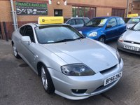 USED 2006 56 HYUNDAI COUPE 2.0L ATLANTIC 3d 141 BHP
