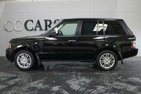 USED 2010 10 LAND ROVER RANGE ROVER 3.6 TDV8 VOGUE 5d AUTO 271 BHP Full Ivory Heated Leather Electric Memory Seats + Contrast Piping, Satellite Navigation + Bluetooth Connectivity + Harmon Kardon Premium Sound + Reverse Camera, 20 Inch Alloy Wheels, Front and Rear Park Distance Control + Reverse Camera, Heated Leather Multi Function Steering Wheel, Electric Sunroof, Cruise Control, Dual Zone Climate Control, Automatic Bi-Xenon Headlights + Power Wash, Heated Electric Powerfold Mirrors, On-board Computer