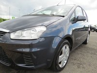 USED 2009 09 FORD C-MAX 1.8 STYLE 5d 124 BHP