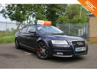 USED 2009 09 AUDI A6 3.0 TDI QUATTRO SE 4d AUTO 237 BHP FINANCE AVAILABLE FROM £0 DEPOSIT