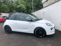 USED 2013 13 VAUXHALL ADAM 1.2 SLAM 3d 69 BHP