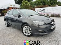 USED 2014 64 VAUXHALL ASTRA 1.4 EXCITE 5d 98 BHP 1 PREVIOUS OWNER + FULL SERVICE HISTORY