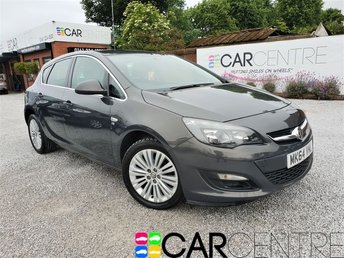 View our 2014 64 VAUXHALL ASTRA 1.4 EXCITE 5d 98 BHP