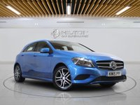 USED 2015 15 MERCEDES-BENZ A CLASS 1.5 A180 CDI BLUEEFFICIENCY SPORT 5d AUTO 109 BHP**NO ULEZ CHARGE ON THIS VEHICLE**