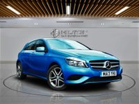 USED 2013 13 MERCEDES-BENZ A CLASS 1.8 A180 CDI BLUEEFFICIENCY SPORT 5d AUTO 109 BHP