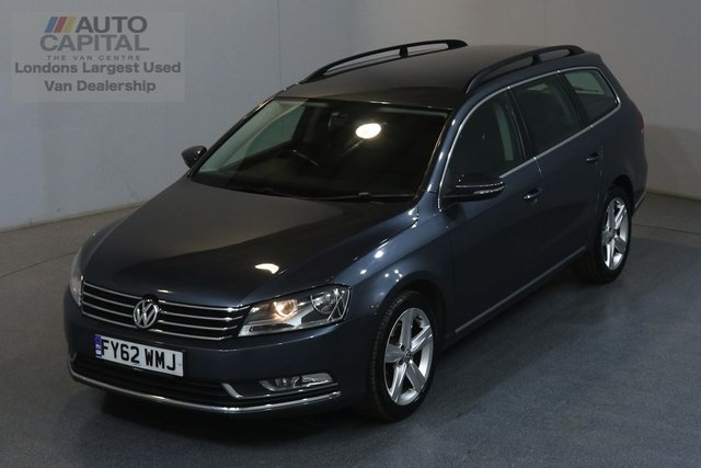 2012 VOLKSWAGEN PASSAT 2.0 TDI Bluemotion Tech SE AIR CON MOT UNTIL 09/06/2020