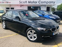 2015 BMW 3 SERIES 2.0 320I XDrive Sport £11499.00