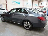 USED 2015 65 MERCEDES-BENZ C CLASS 2.1 C220d Sport 7G-Tronic+ (s/s) 4dr ***59000  F/S/H***