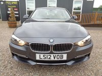 USED 2012 12 BMW 3 SERIES 2.0 320d Luxury 4dr Bluetooth-Leather-Full History