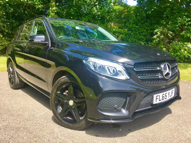 2015 65 MERCEDES-BENZ GLE-CLASS 2.1 GLE 250 D 4MATIC AMG LINE 5d AUTO 201 BHP// NO ULEZ Charge Due For This Vehicle// LEATHER / REAR CAMERA/ SATNAV /PRIVACY GLASS