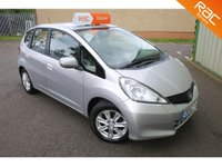 USED 2013 62 HONDA JAZZ 1.3 I-VTEC ES 5d 98 BHP FINANCE FROM £0 DEPOSIT