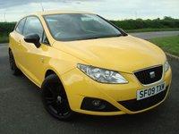2009 SEAT IBIZA 1.9 SPORT TDI 3d 103 BHP £1895.00