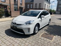 USED 2016 65 TOYOTA PRIUS 1.8L VVT-I 5d 99 BHP Hybrid for ULEZ, PCO Ready, Warranty, MOT, Finance