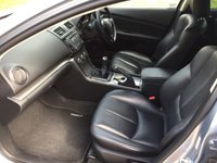 USED 2010 60 MAZDA 6 2.2 D SPORT 5d 180 BHP LEATHER + LOTS OF HISTORY