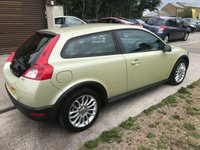 USED 2007 57 VOLVO C30 2.0 SE 3d 145 BHP LOVELY LOOKING CAR !!