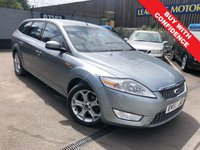 USED 2010 60 FORD MONDEO 2.0 TITANIUM X TDCI 5d AUTO 161 BHP LOW MILEAGE AUTOMATIC