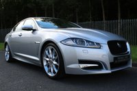USED 2012 62 JAGUAR XF 3.0 V6 S PREMIUM LUXURY 4d AUTO 275 BHP A LOW MILEAGE AND LOW OWNER EXAMPLE!!!