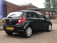 USED 2014 64 VAUXHALL CORSA 1.2 DESIGN AC CDTI ECOFLEX 5d 73 BHP £30 ROAD TAX *   LOW INSURANCE GROUP *  DIESEL *   2 PREVIOUS KEEPER *  CLIMATE CONTROL *  FULL YEAR MOT *