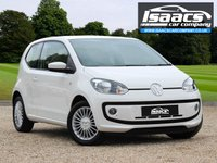 USED 2015 15 VOLKSWAGEN UP 1.0 HIGH UP 3d AUTO 74 BHP
